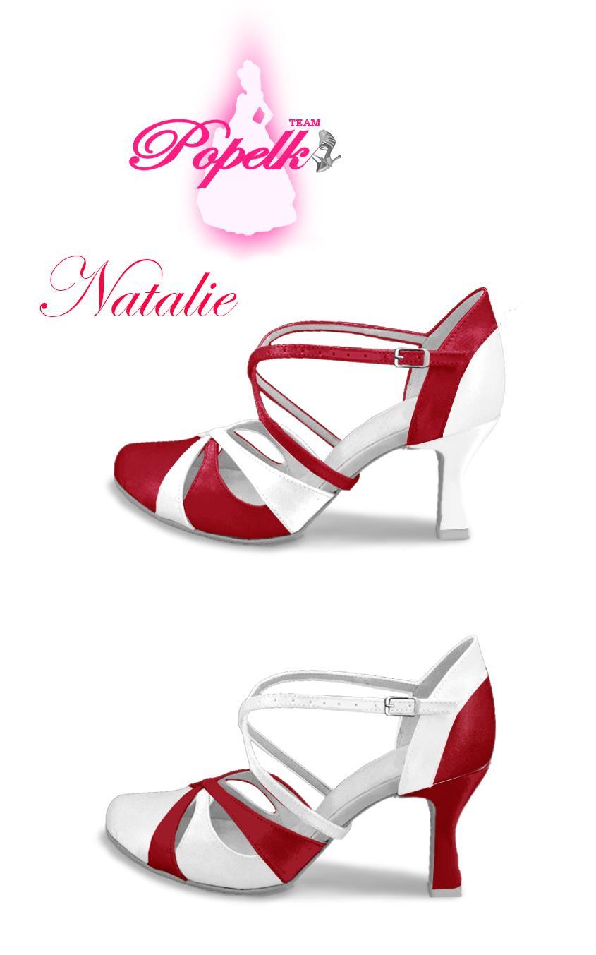Svadobné topánky s úpravou na želanie - inšpirácie bordó, hnědá, čokoládová - Obrázok č. 49