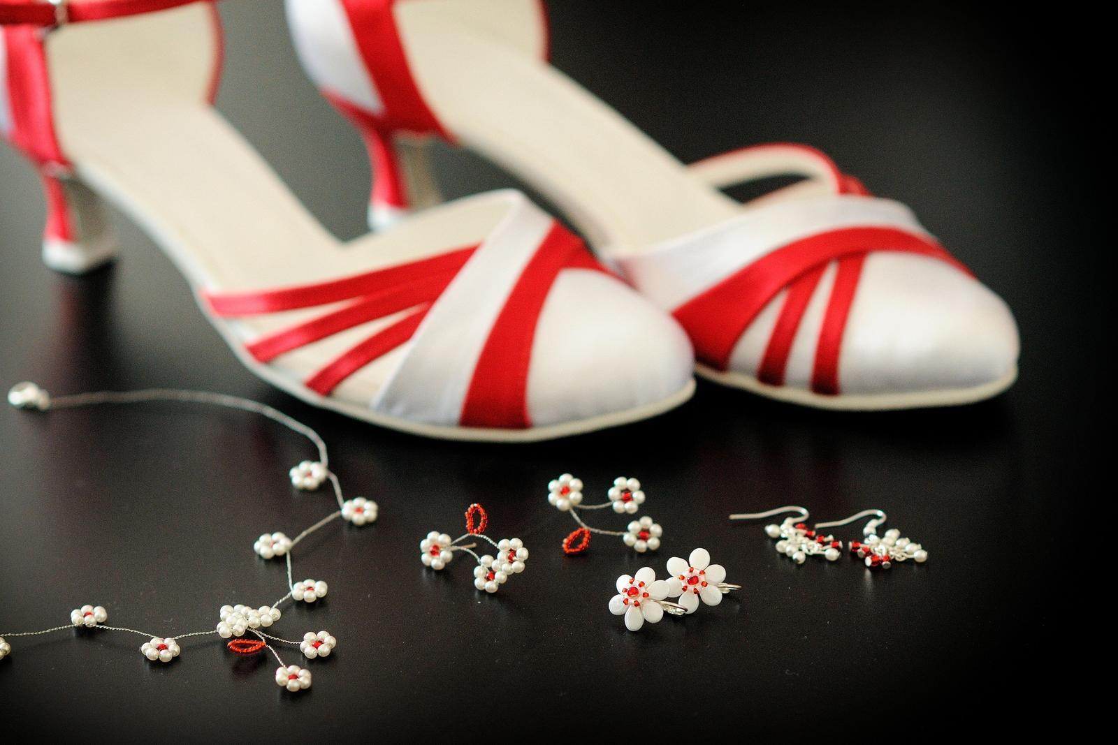 Zlož si svoje svadobné topánky od veľ 32-44 - Obrázok č. 1