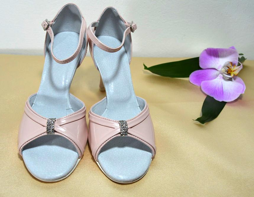Luxusné svadobné topánky od veľkosti 32 až po 44 - Obrázok č. 1