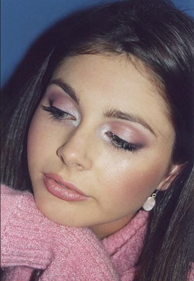 Livia&rasto pripravy vrcholia - takýto make-up budem mať