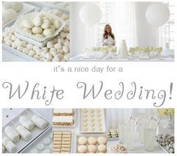 Další inspirace na bílé sladkosti