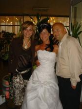 ....Vieruša moja  supis sesterka s manželom......