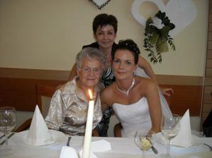 tri generacie: babka, mamka a ja