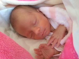 13.1.2017 se nám narodila naše maličká Zoinka <3