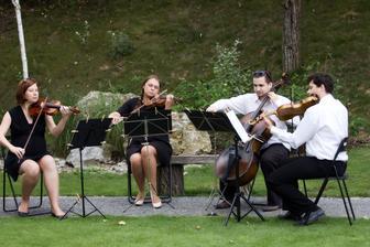 minikoncert kvarteta :)