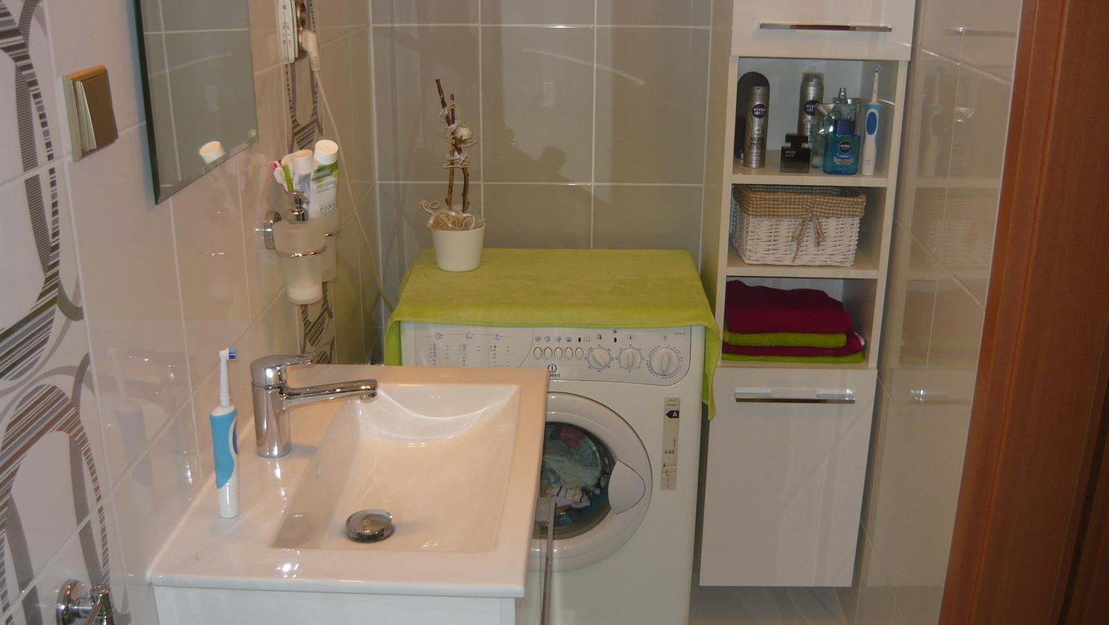 Rekonstrukce koupelny... - Obrázek č. 15