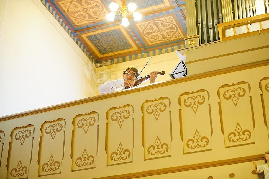 hudbaprevas - cirkevný obrad