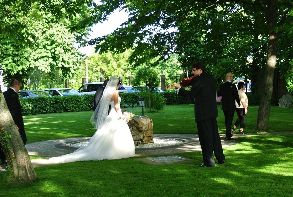 Hudba pre Vás - svadobný pochod