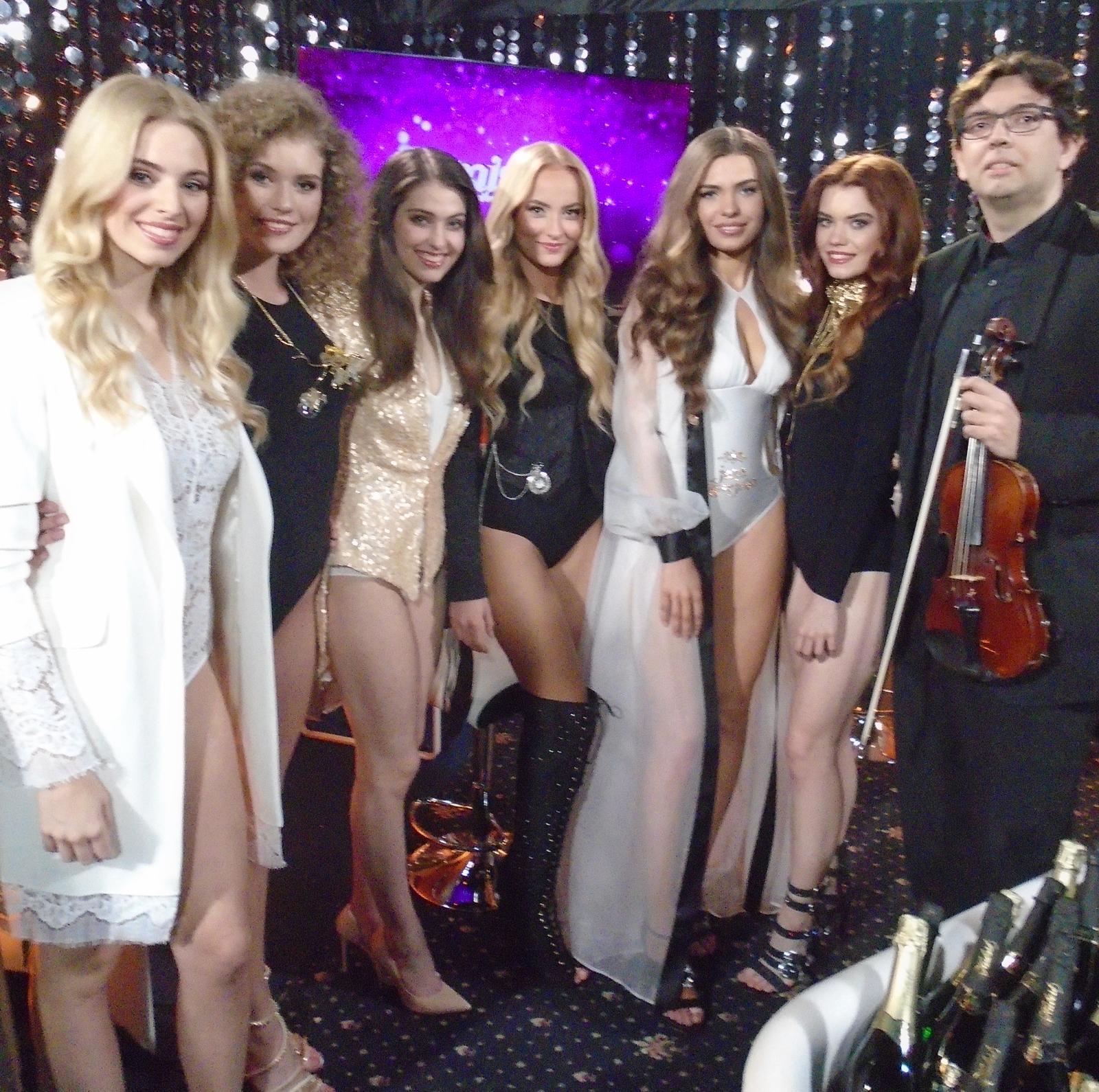 hudbaprevas - Miss 2018