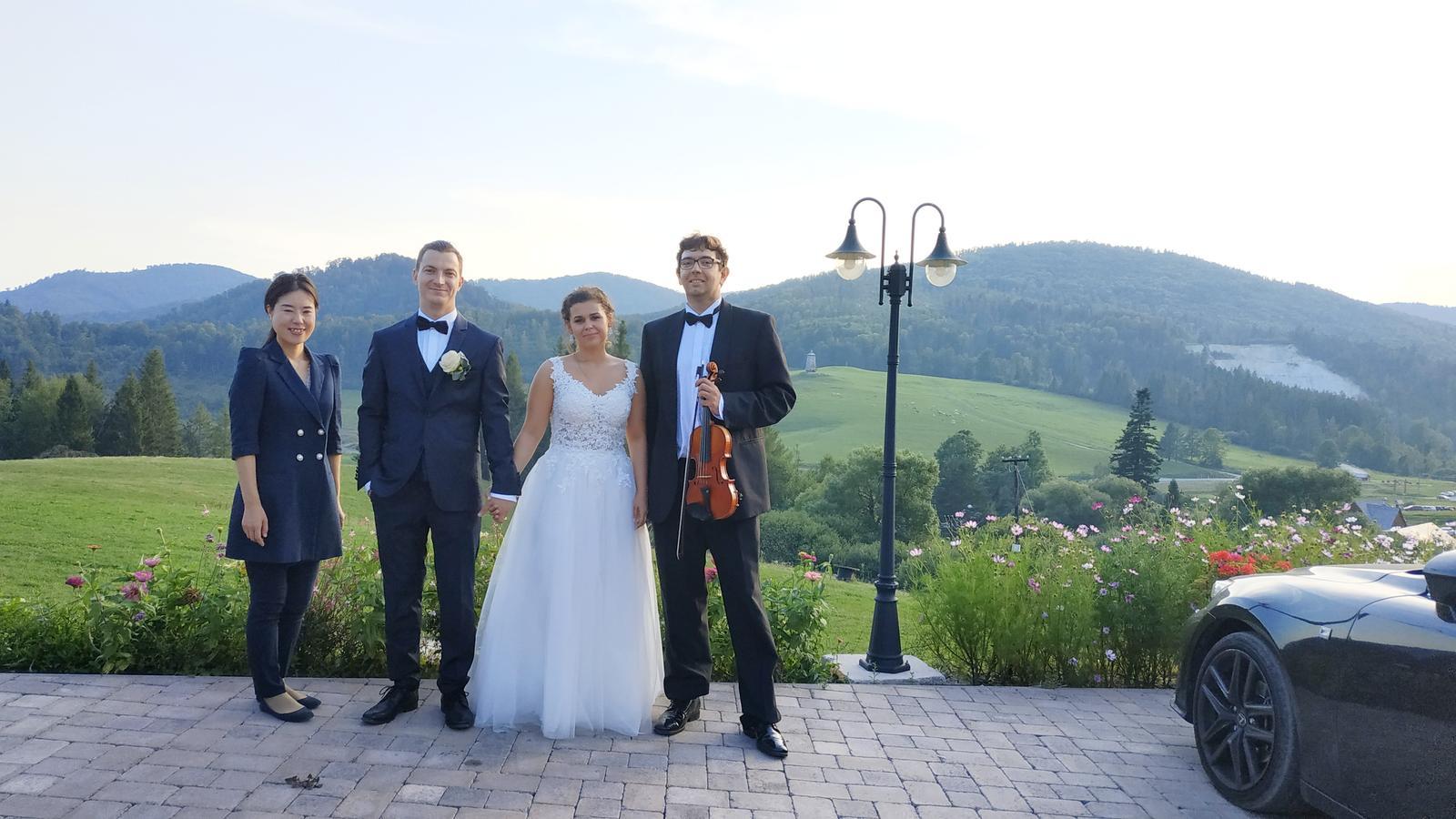 hudbaprevas - Svadobný obrad