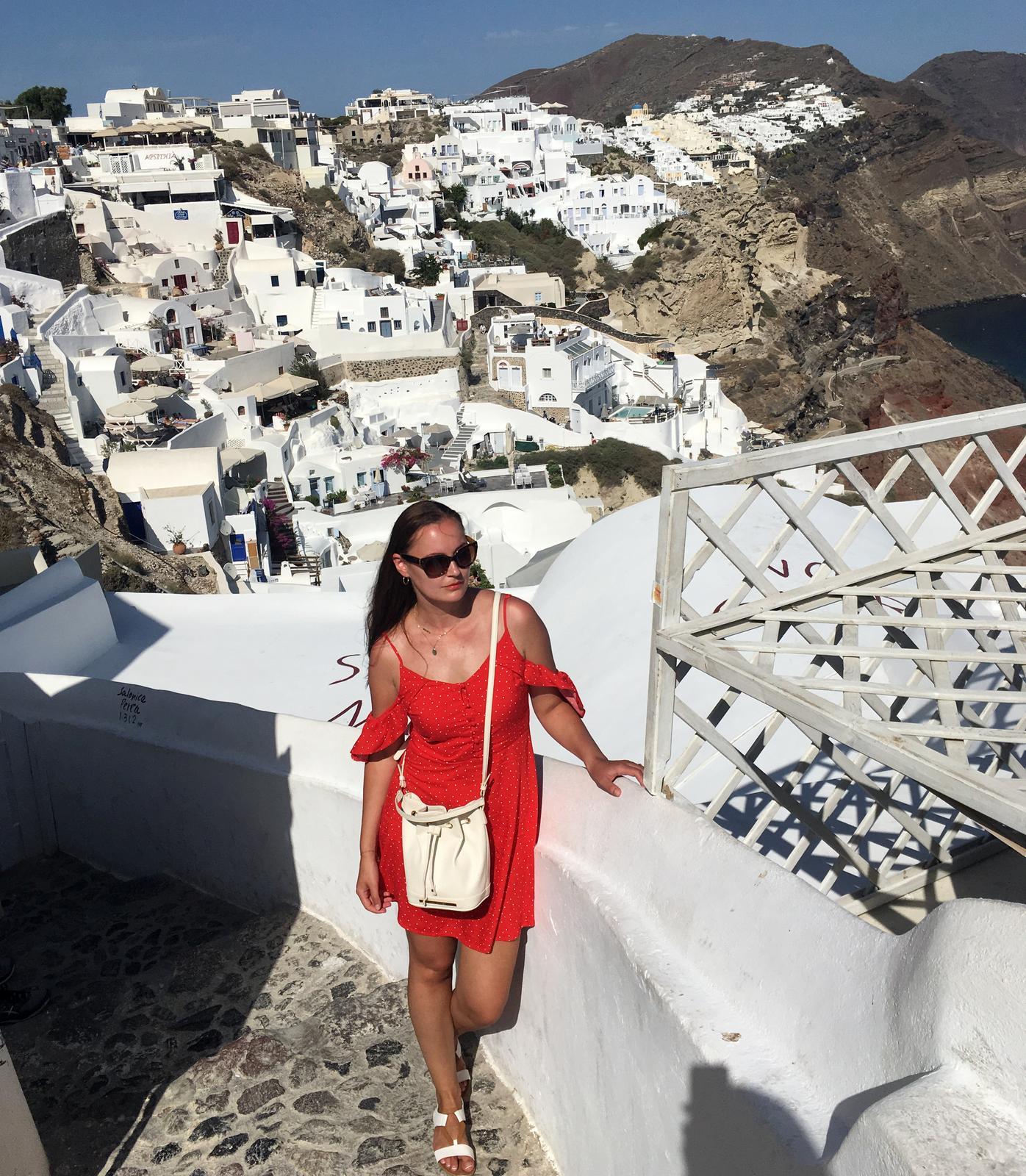 Prvé tri fotky Santorini...dalej... - Obrázok č. 1