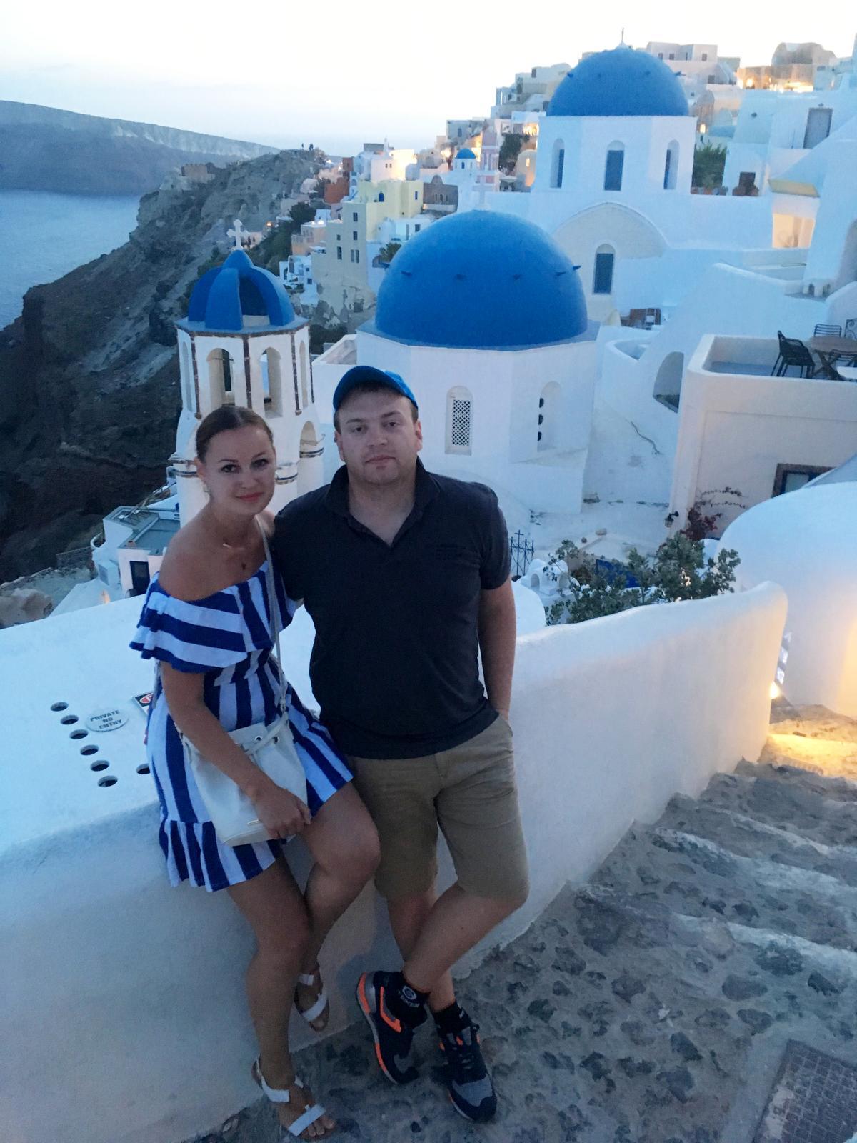 Prvé tri fotky Santorini...dalej... - Obrázok č. 2