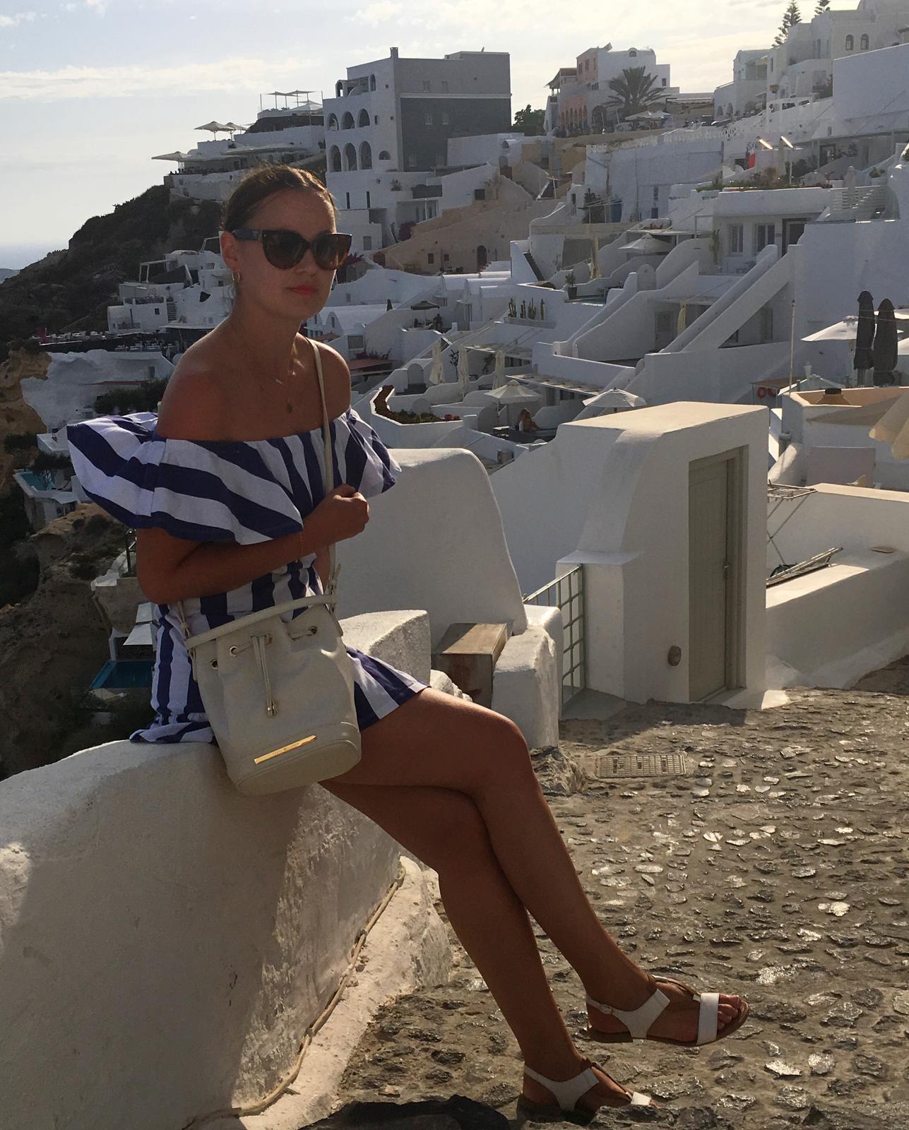Prvé tri fotky Santorini...dalej... - Obrázok č. 3