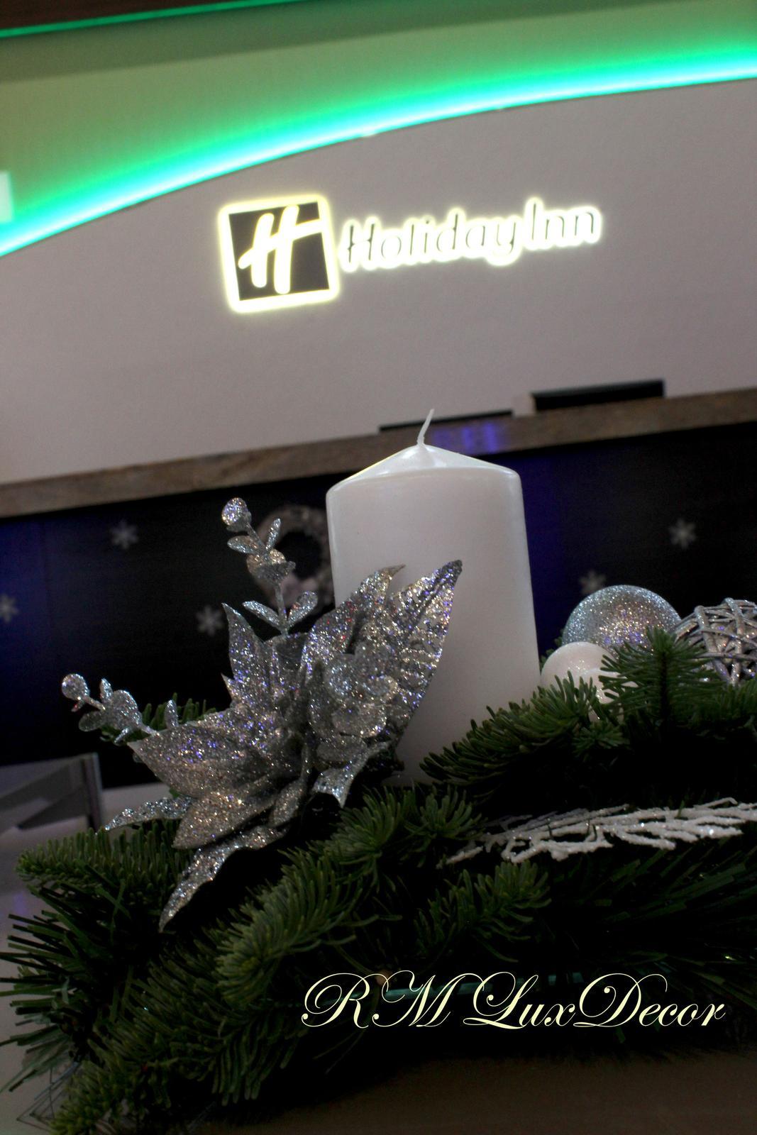 Vianočná výzdoba hotela - Obrázok č. 5