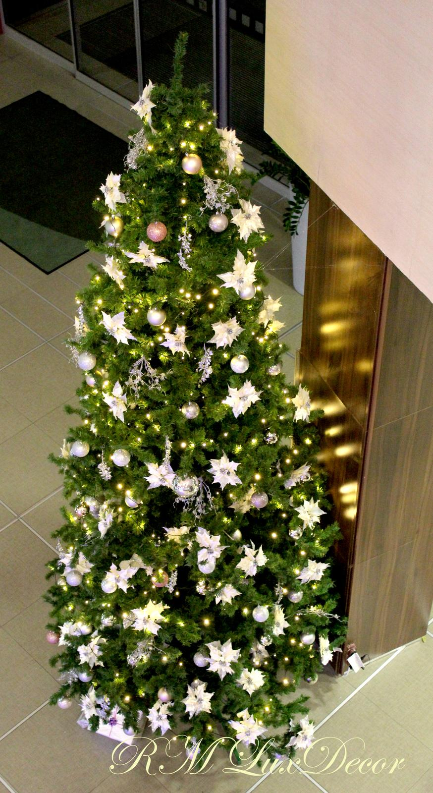 Vianočná výzdoba hotela - Obrázok č. 2