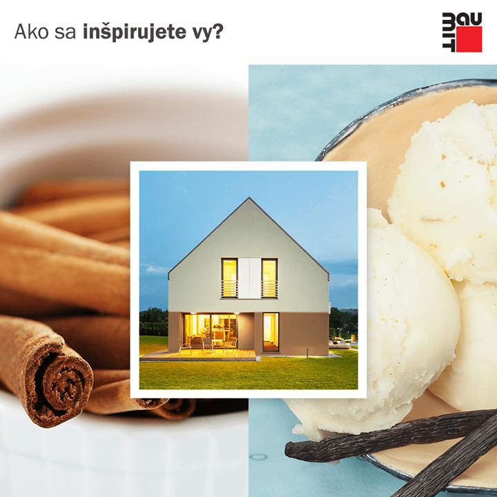 Inšpirácie pre vaše fasády - Obrázok č. 1