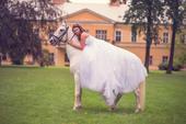 SVATEBNÍ ŠATY - Miss Kely vel. 36 - 40, 38