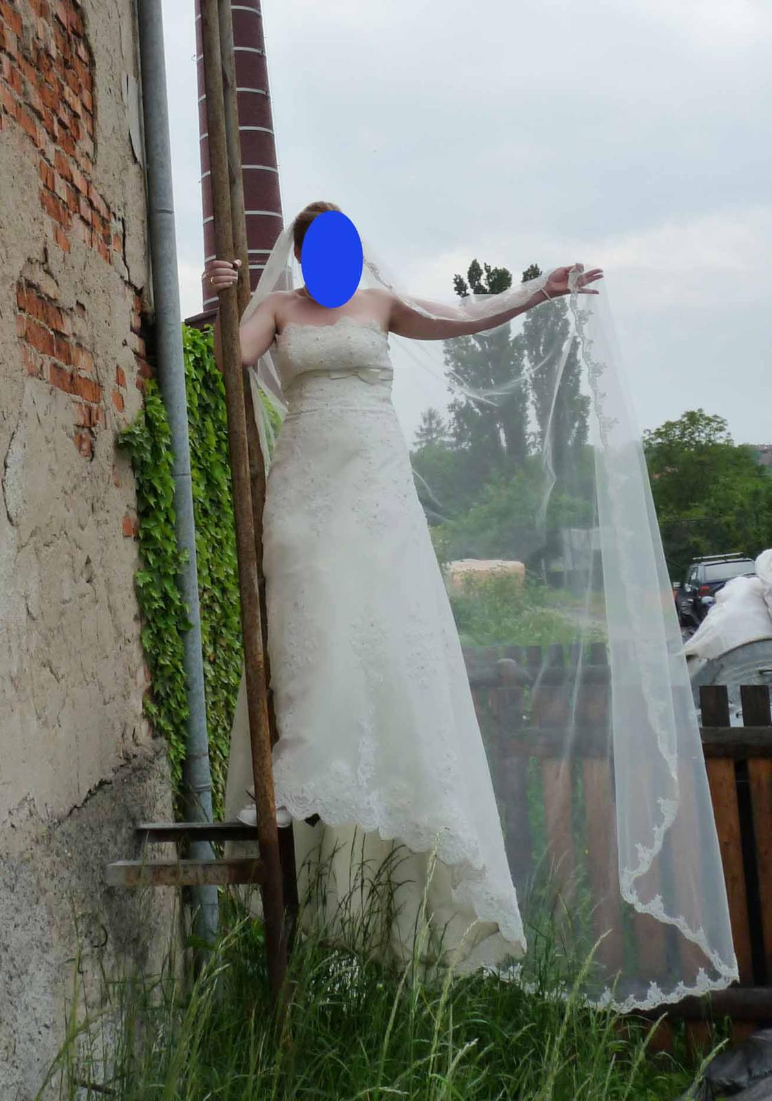 Svatební šaty Daphne Deana (vel. 38-42) - Obrázek č. 2