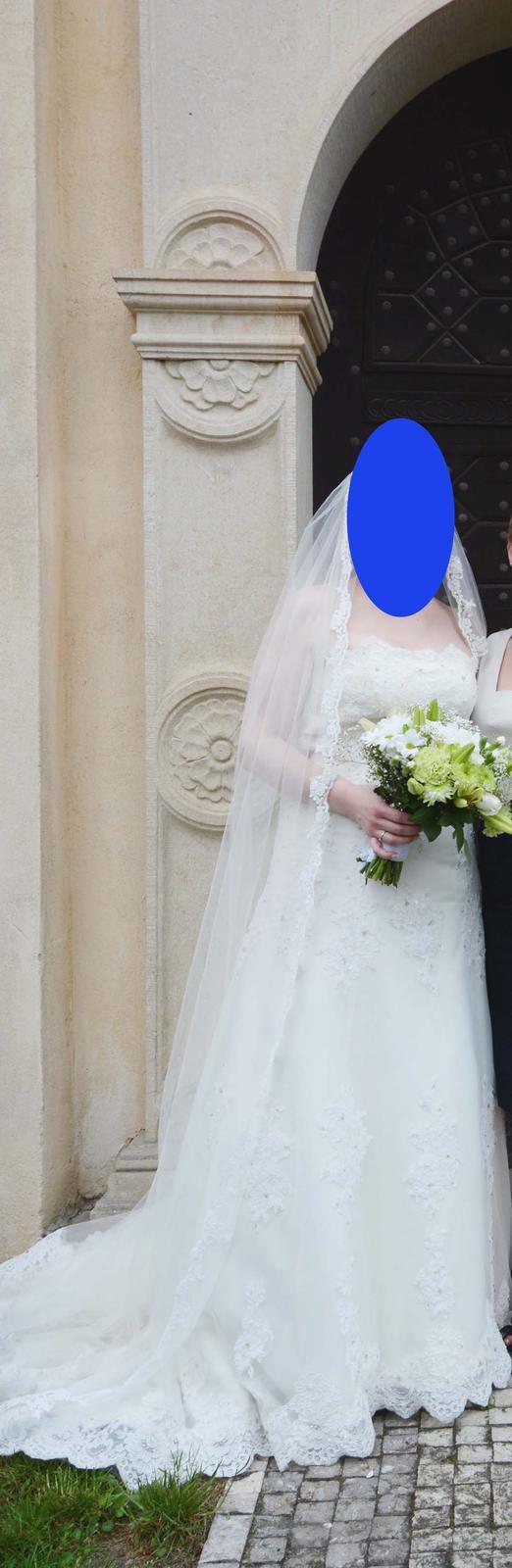 Svatební šaty Daphne Deana (vel. 38-42) - Obrázek č. 4