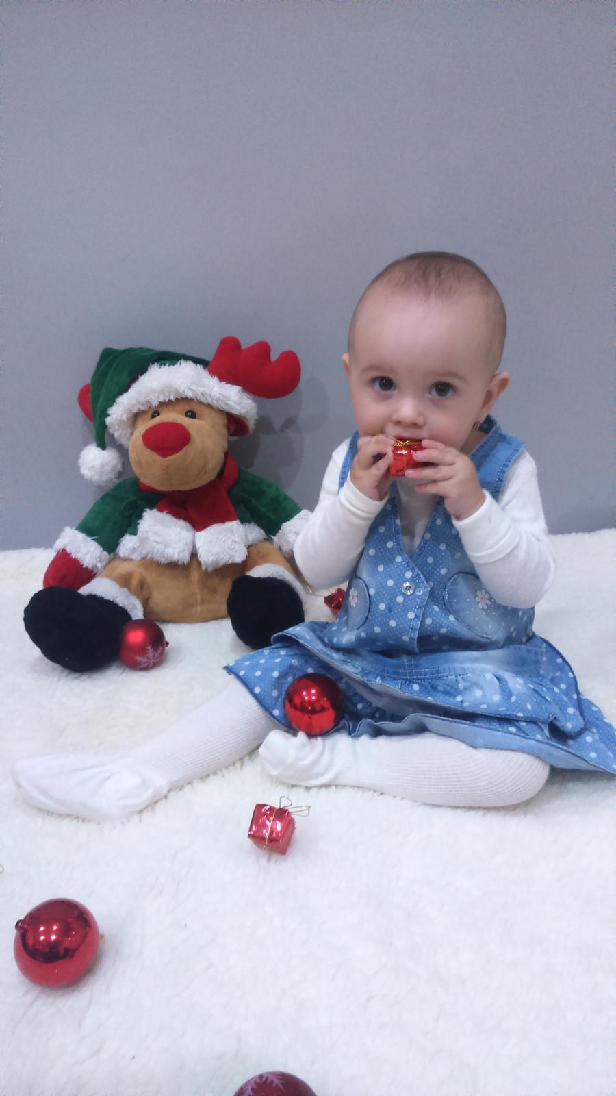 Vianočné fotenie - Ochutnávam