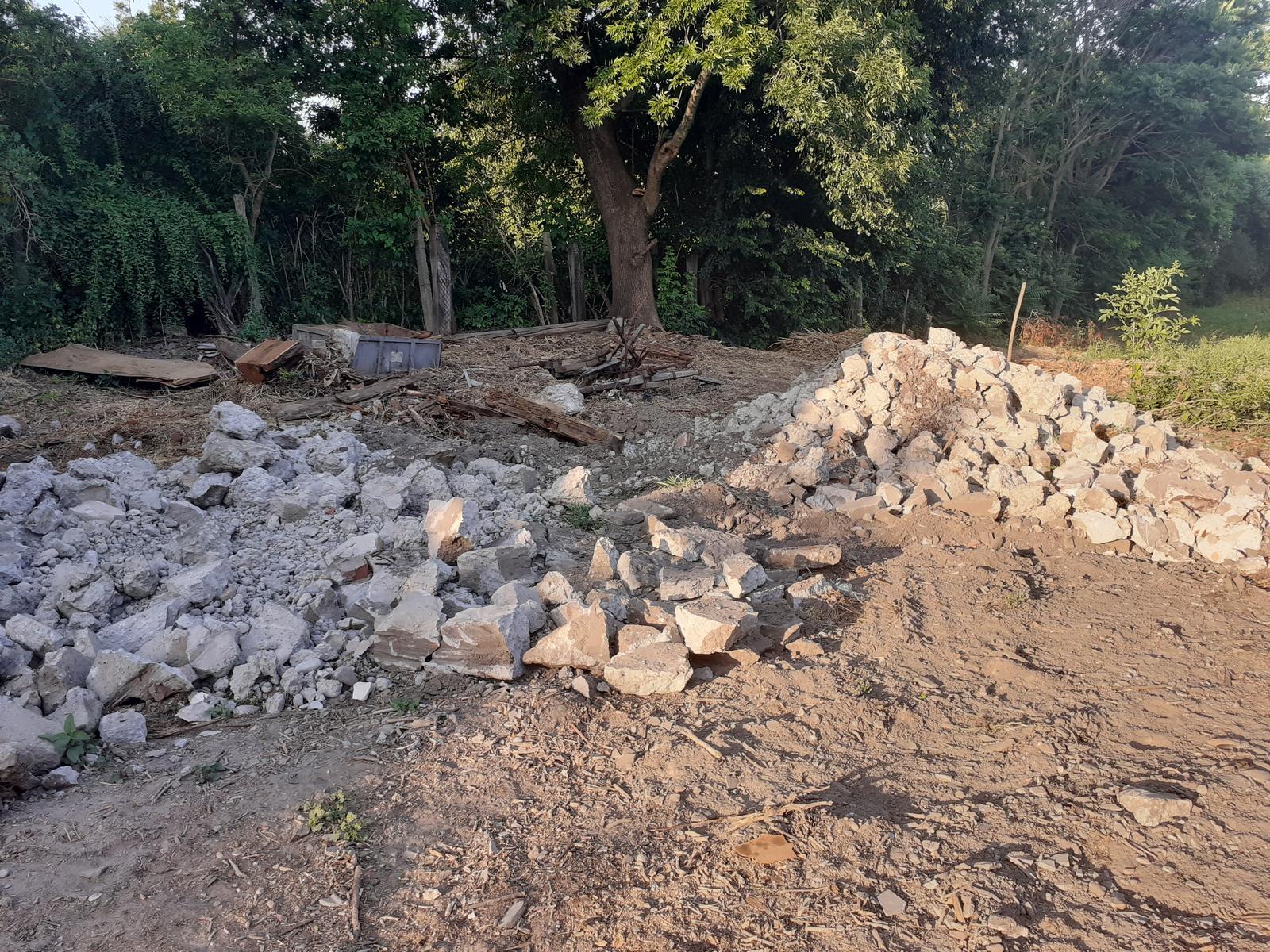 stavebná suť - Obrázok č. 1