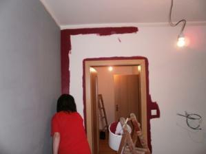 Barva je brutálně červená :-)