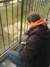 kontrola balkonu