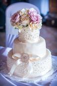 Květiny na dort,