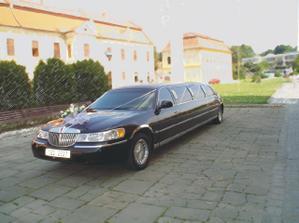 Vůz pro nevěstu