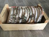 Dřevěné podnosy,