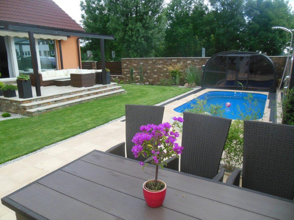 Realizace bazénu Mallorca - Obrázek č. 1