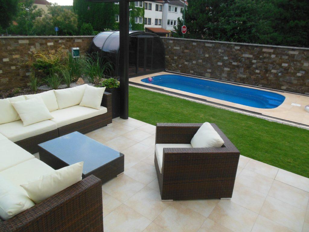 Realizace bazénu Mallorca - Obrázek č. 2