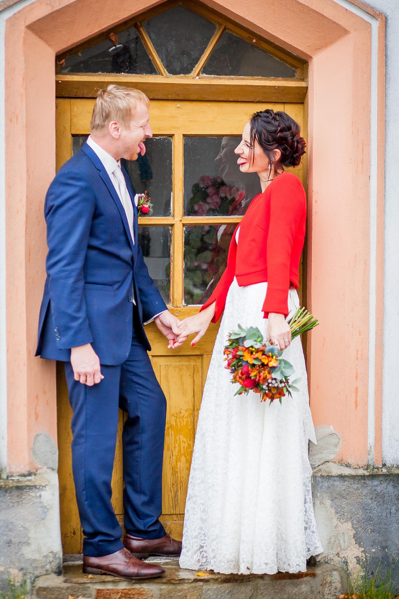 Andrea{{_AND_}}Vlastimil - Svatební den 27. 10. 2018
