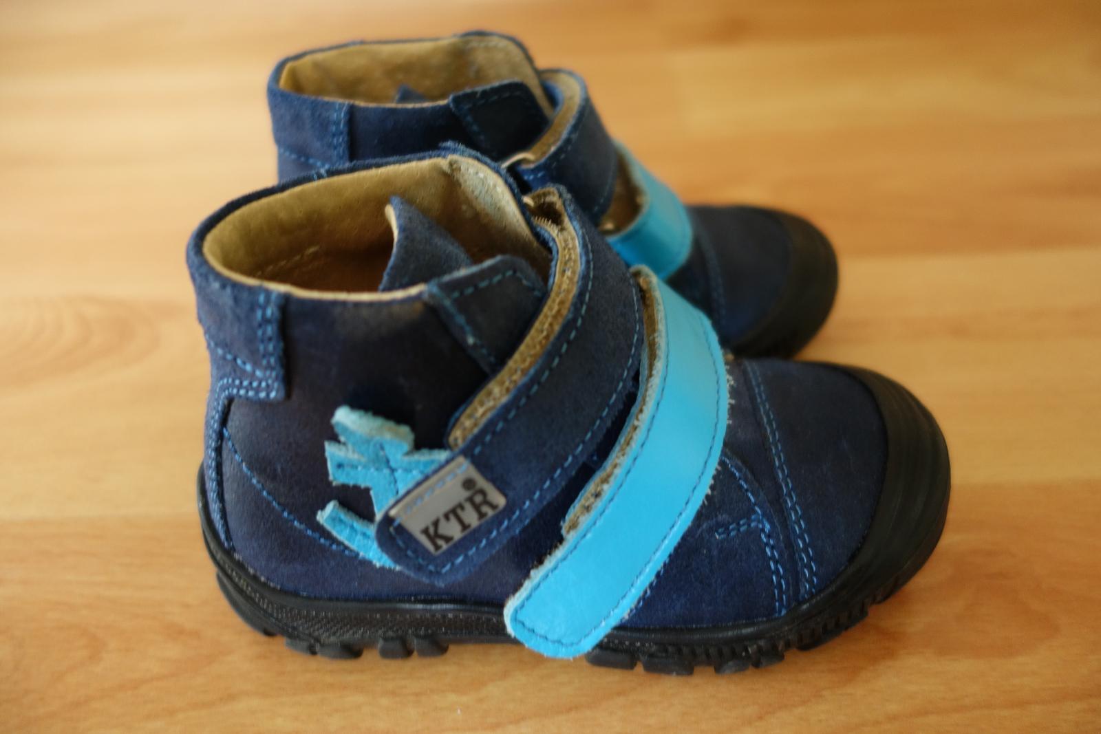 Celoroční obuv - Obrázek č. 1