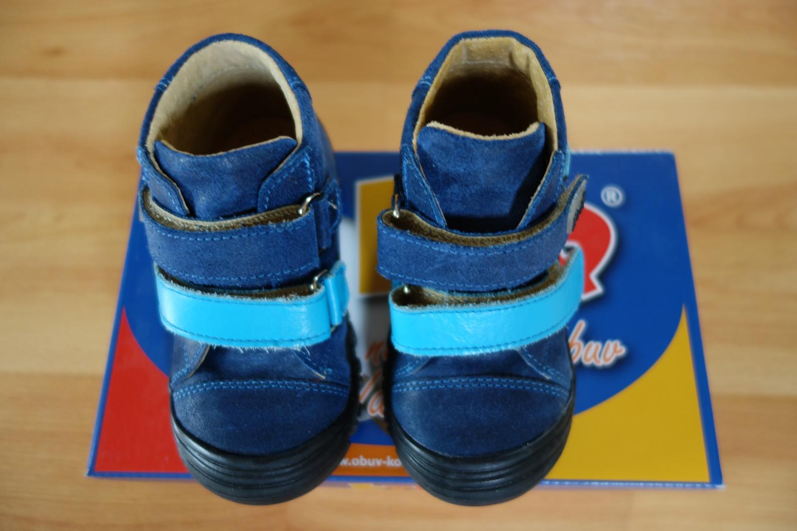 Celoroční obuv - Obrázek č. 2
