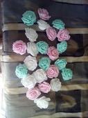 mix dekorace Mint, růžová,