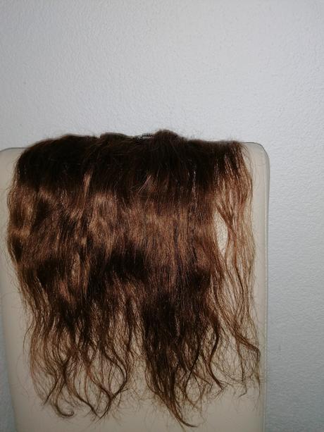 Vlasové klipy - prírodné - Obrázok č. 1