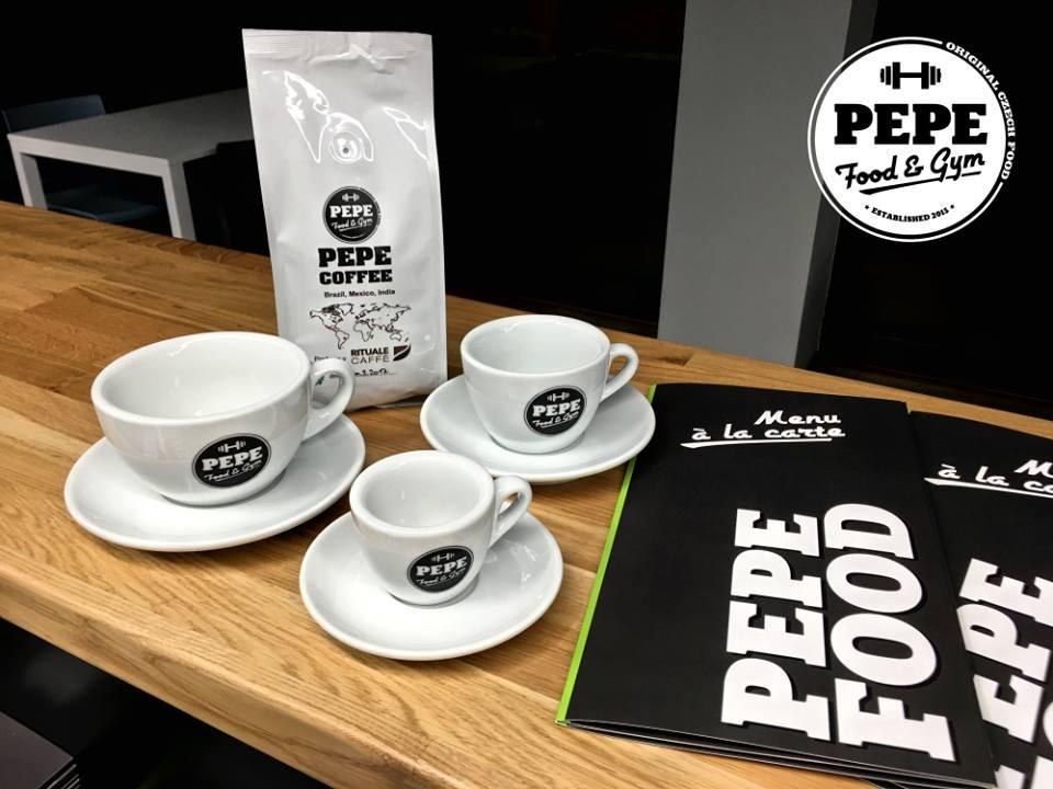 pepefood - Káva PEPE Food & Gym