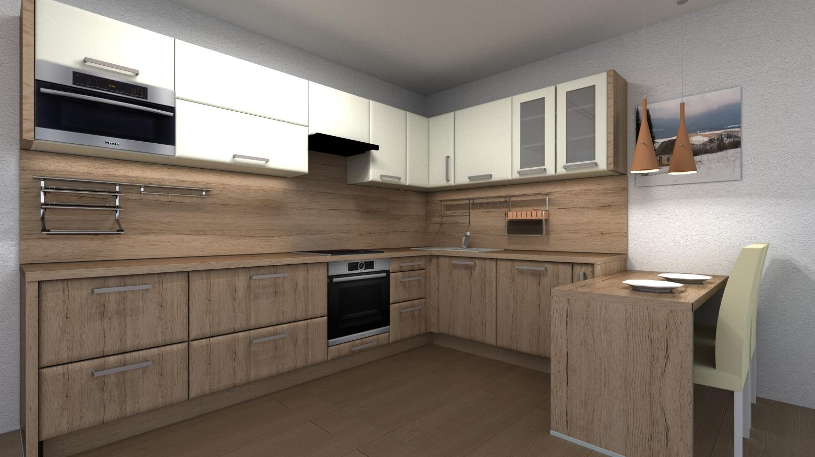 Kuchyne - Obrázok č. 8