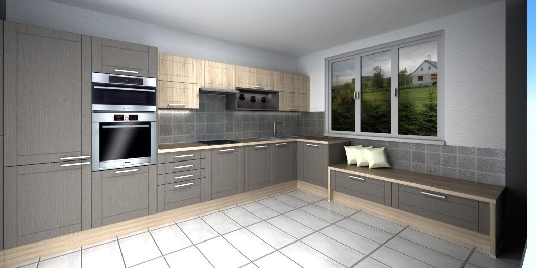 Kuchyne - Obrázok č. 11