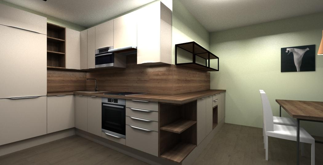 Kuchyne - Obrázok č. 13