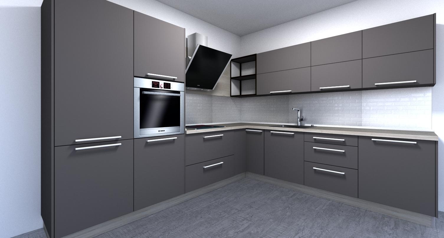 Kuchyne - Obrázok č. 17