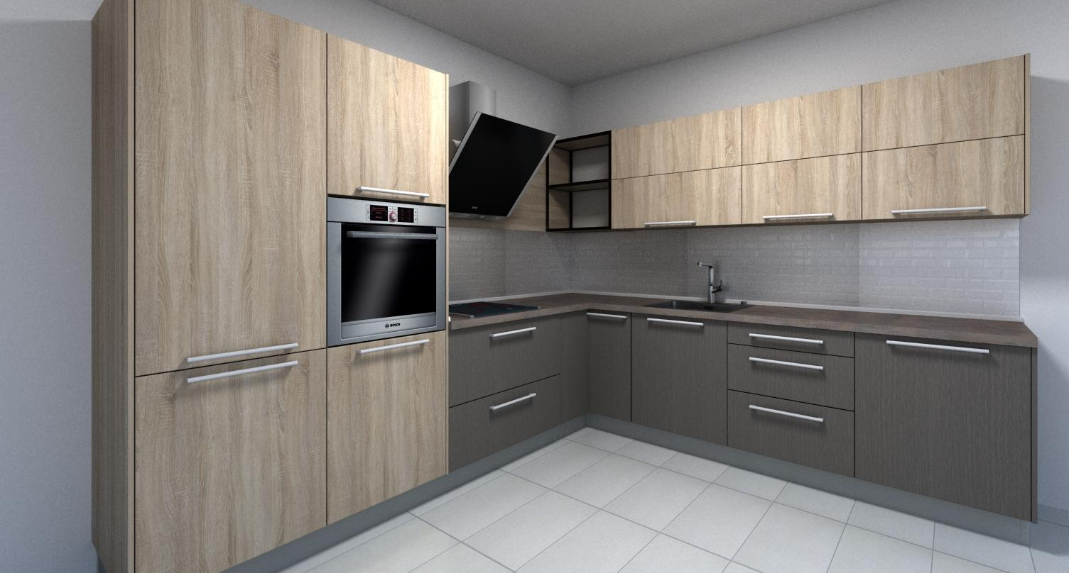 Kuchyne - Obrázok č. 18