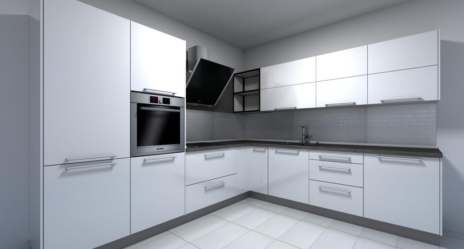 Kuchyne - Obrázok č. 19