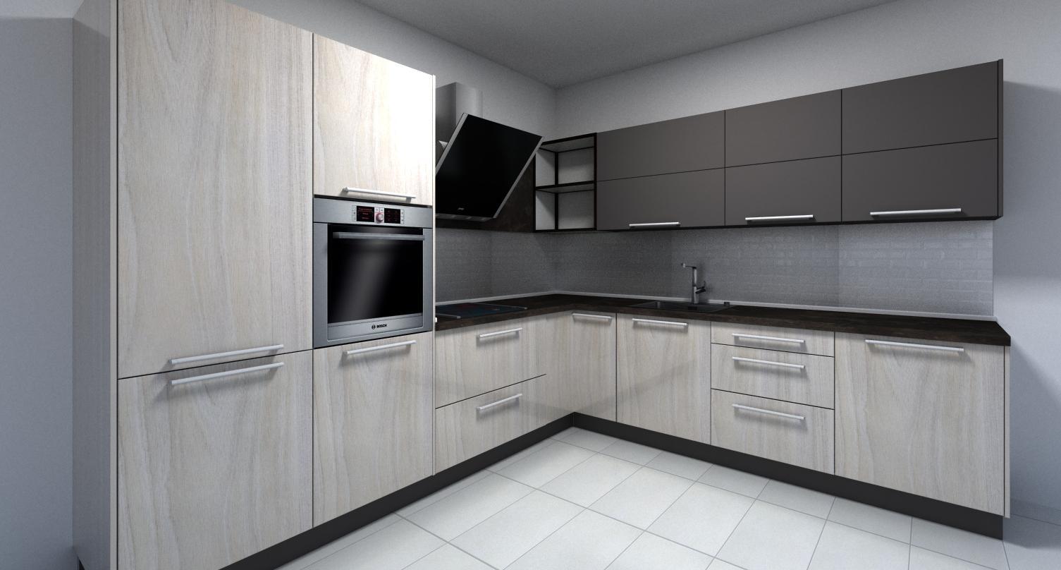 Kuchyne - Obrázok č. 21