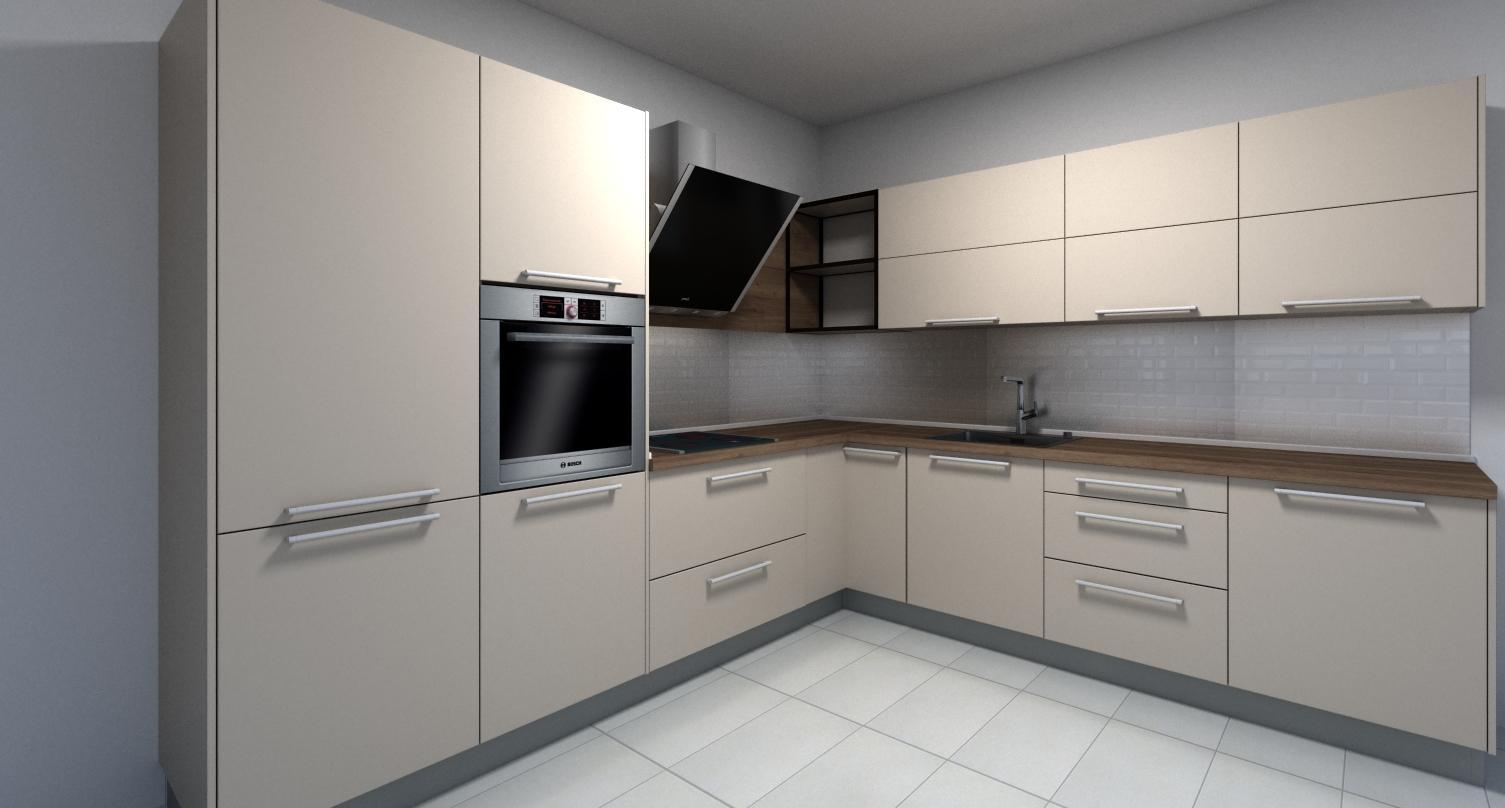 Kuchyne - Obrázok č. 23