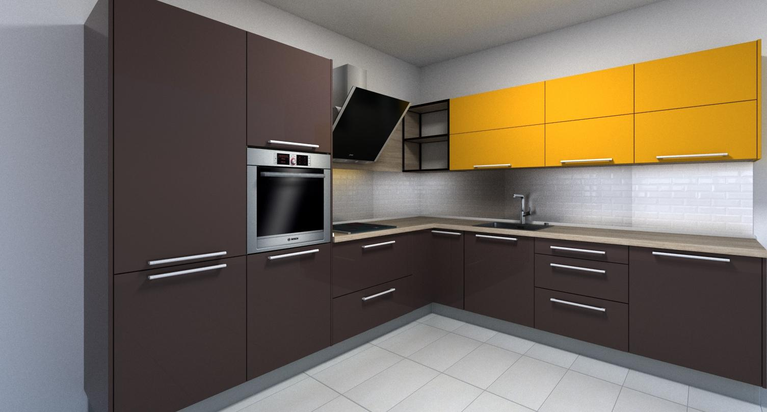 Kuchyne - Obrázok č. 24