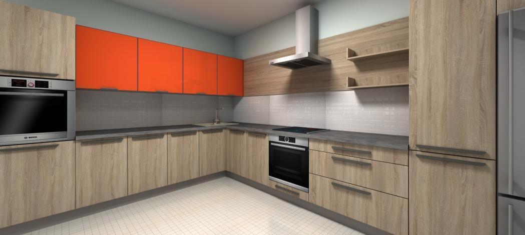 Kuchyne - Obrázok č. 29