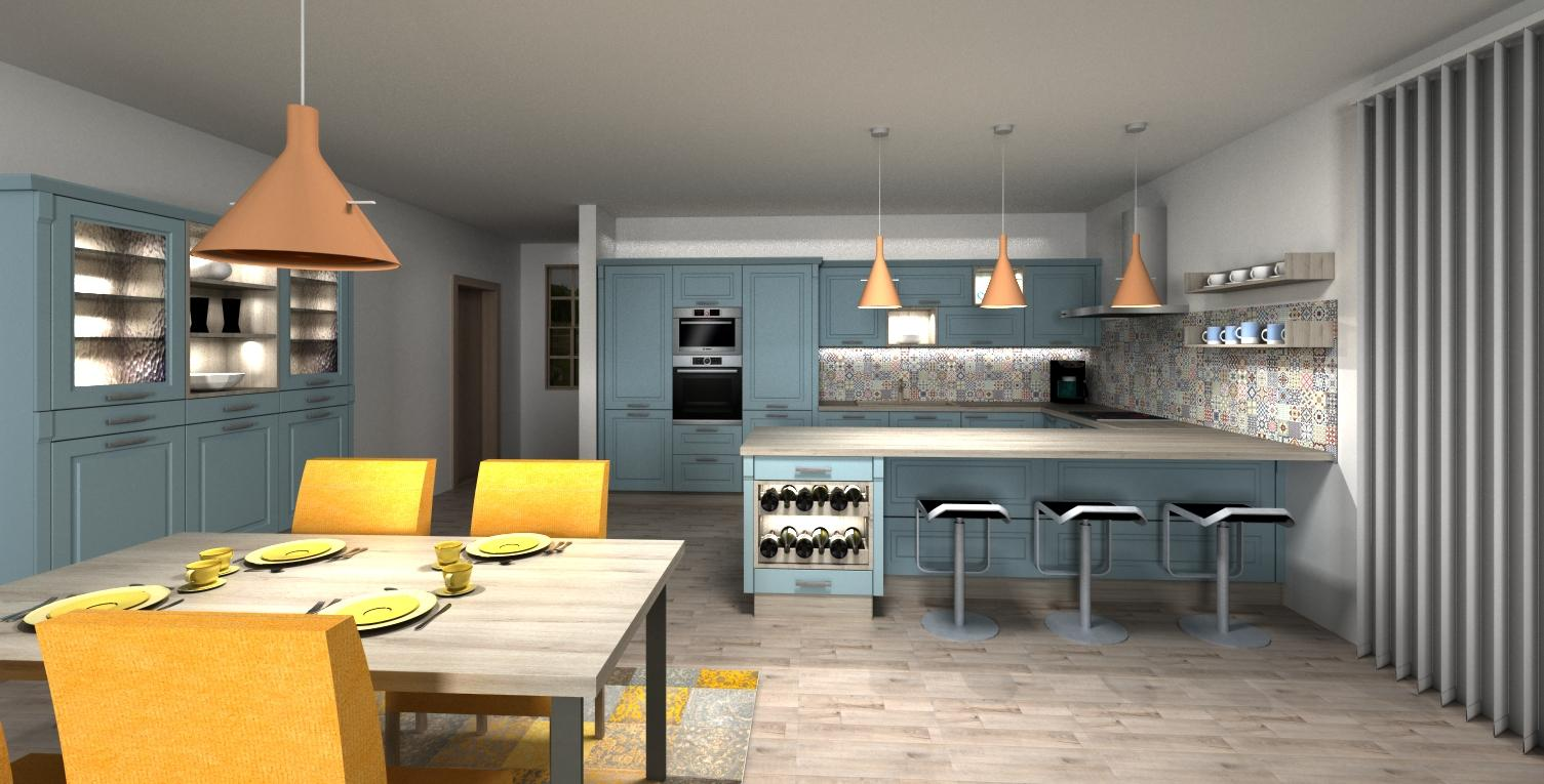 Kuchyne - Obrázok č. 41