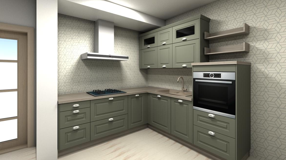 Kuchyne - Obrázok č. 51